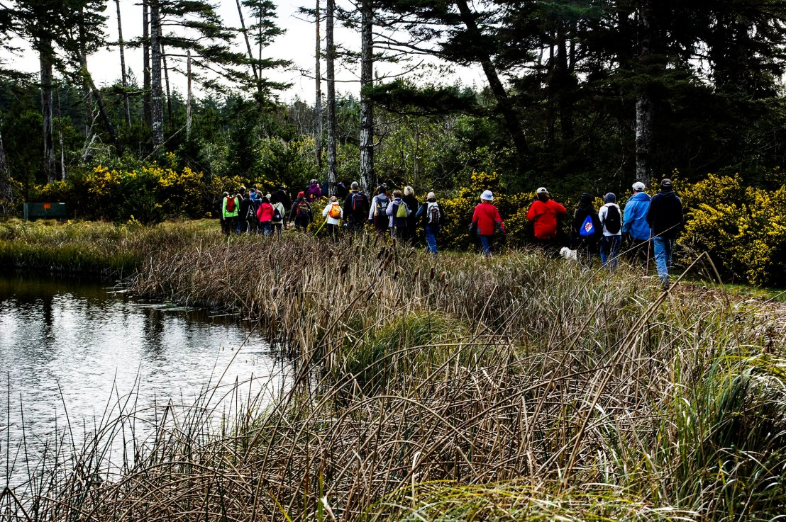 Bandon Dunes Hike Saturday, March 21, 2020