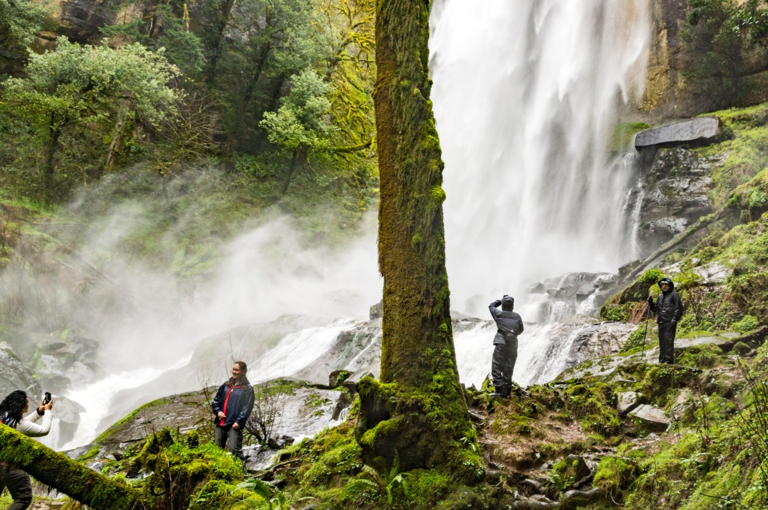 Golden and Silver Falls Hike, Saturday, March 14, 2020