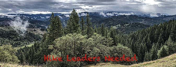 Hike Leaders Needed