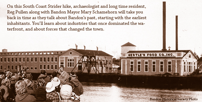 Bandon Historical Hike2021